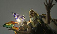 Athen Regierung verspricht Ende