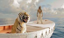 Schiffbruch Tiger Lees spiritueller