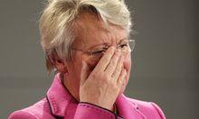 Plagiatsexperte klagt deutsche Bildungsministerin