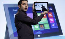 Microsoft: Surface Pro kommt im Jänner ab 899 Dollar