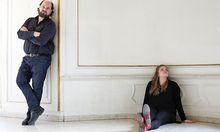"""Klassiker. Rainer Galke und Stefanie Reinsperger spielen """"Kasimir und Karoline"""" im Volkstheater."""