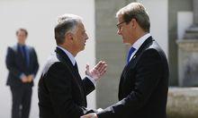 Steuerabkommen: Schweiz bereit zu neuen Gesprächen