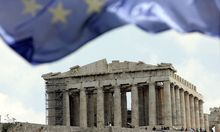 GREECE ECONOMY DEBT CRISIS