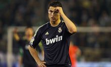 Hat es angeblich leichter: Cristiano Ronaldo