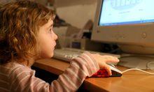 41 Prozent der Drei- bis Sechsjährigen regelmäßig online