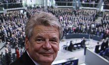 schoener Sonntag fuer Gauck