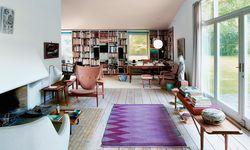 Beispielhaft. Gestaltung ist ein Mittel zur Befreiung. Finn Juhls Wohnzimmer. / Bild: (c) Beigestellt
