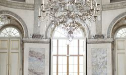 In Umbau. Ehe es neue Gestalt annimmt, ist das Palais Schwarzenberg Festivalzentrale. / Bild: (c) Michele Pauty (Michele Pauty)