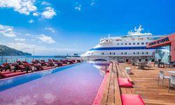 """An """"Deck"""" von Christiano Ronaldos Hotel Pestana CR7  / Bild: Pestana CR7"""