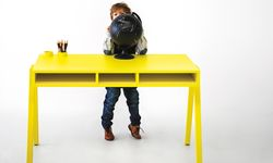 Erwartungshaltung. Kleine Nutzer, große Ansprüche: Kindermöbel von Nidi.  / Bild: (c) Beigestellt