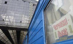 Bahnhof  Tscherniwizi. Geht der Weg nur in den Patriotismus? / Bild: (c) Beigestellt