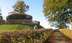 Klee-Labyrinth. Da oben ist sicher kein Grab. / Bild: (c) Amanshauser