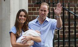 Geschwisterchen im Anflug. Die Royal Family um Kate, George und William könnte bald größer werden. / Bild: REUTERS