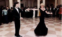 Prinzessin Diana tanzt mit Schauspieler John Travolta bei einer Party im Weißen Haus anno 1985. Gastgeber war US-Präsident Ronald Reagan. / Bild: (c)  Pete Souza/Ronald Reagan Library