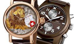 """Chronoswiss. """"Sirius Lion Heart"""". IWC Schaffhausen. Fliegeruhr-Chronograf-Edition """"The Last Flight"""". / Bild: (c) Beigestellt"""