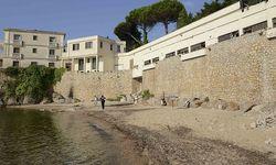 Blick auf den Strand 'La Mirandole'  / Bild: REUTERS