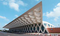 """Marrakesch. Der Flughafen gilt als einer schönsten der Welt, erzählt das Buch """"Faszination Flughafen"""". / Bild: (c) Beigestellt"""