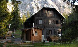 E.T.-Compton-Hütte / Bild: ÖAV Alpenverein Austria (Heinrich von Busch)