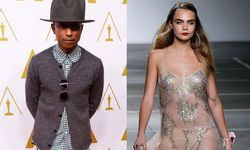 Pharrell Williams und Cara Delevingne arbeiten zusammen /