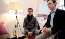 Felix Gottwald (l.) / Bild: (c) Die Presse (Clemens Fabry)