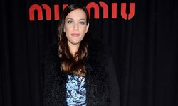 Olivia Palermo CELEBRITES Modenschau Nina Ricci Pret a porter 25 09 2014 GwendolineLeGoff Pa