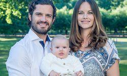 Prinz Alexander mit seiner Mutter Sofia und seinem Vater Prinz Carl Philip / Bild: Kungahuset (Kate Gabor)