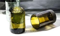 Trinkgläser für den guten Zweck / Bild: Caritas Magdas Design