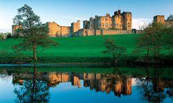 Wehrhaft. Normannen erbauten im elften Jahrhundert das erste Alnwick-Kastell.  / Bild: (c) www.britainonview.com