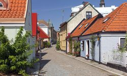 Gasse in Ystad  / Bild: Imago