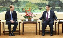 Prinz William und Xi Jinping / Bild: imago (Xinhua)