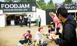 Genuss. Das dänische Musikfestival Roskilde ist einer der Vorreiter in Sachen gutes Festivalessen. / Bild: (c) Beigestellt