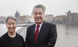Heinz und Margit Fischer / Bild: APA/BUNDESHEER (PETER LECHNER)
