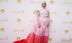 Lena Dunham from the HBO series ´Girls´ arrives at the 66th Primetime Emmy Awards in Los Angeles