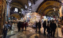Interior of Grand Bazaar Kapali Carsi Istanbul Turkey Europe PUBLICATIONxINxGERxSUIxAUTxONLY Co / Bild: (c) imago/robertharding (imago stock&people)