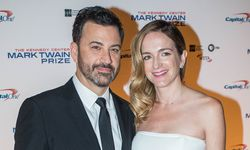 Jimmy Kimmel mit seiner Frau Molly McNearney / Bild: APA/AFP (ZACH GIBSON)