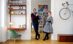 Hannah Wagner und Stefan Gavac veranstalten seit fünf Jahren Retropartys. / Bild: (c) Die Presse (Clemens Fabry)