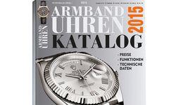 """So sieht der diesjährige Titel des """"Armbanduhren Katalogs""""aus. / Bild: (c) Beigestellt"""