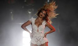 Singer Beyonce performs at the Rock in Rio Music Festival in Rio de Janeiro