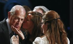 Oscar de la Renta mit Donna Karan  / Bild: Reuters (Lucas Jackson)