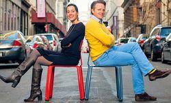 Tribeca. Im Triangle below Canal Street haben sich Anna and Michael Trubrig angesiedelt.  / Bild: (c) Stillfried