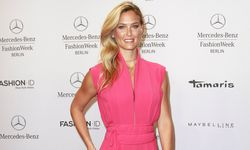 Bar Refaeli bei der Laurel Fashion Show im Rahmen der Mercedes Benz Fashion Week Berlin Spring Summe