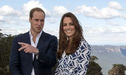 William und Kate / Bild: Reuters