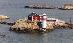 Sweden Gothenburg archipelago lighthouse PUBLICATIONxINxGERxSUIxAUTxHUNxONLY KLRF000413 / Bild: (c) imago/Westend61 (imago stock&people)