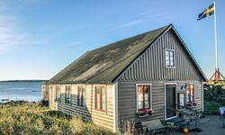 Idyllisch. Schweden lieben Ferienhütten aus Holz. Auch das Warmbadhus in Torekov  ist im traditionellen Stil errichtet.  / Bild: (c) Sascha Rettig