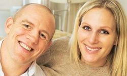Mike Tindall und Zara Phillips / Bild: Hello Magazine