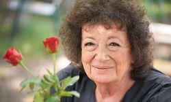 Elizabeth T. Spira im Schutzhaus zur Zukunft auf der Schmelz.  / Bild: (c) ORF (Hans Leitner)