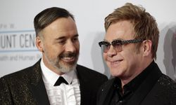 David Furnish und Elton John / Bild: Imago (UPI Photo)