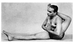 Bellur Krishnamachar Sundararaja Iyengar / Bild: Imago