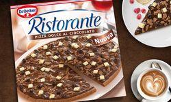 Pizza von ihrer Schokoladenseite / Bild: (c) Dr. Oetker (Dr. Oetker)