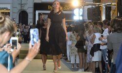 Boris Beckers Tochter Anna versucht sich als Model.  / Bild: (c) APA/HERBERT PFARRHOFER (HERBERT PFARRHOFER)